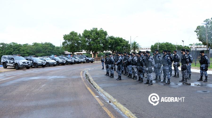 Imagem: Operacao Entrudo realizado pela Policia Militar no Porto do Cais em ROO PM lança operação com toque de recolher das 22h às 5h