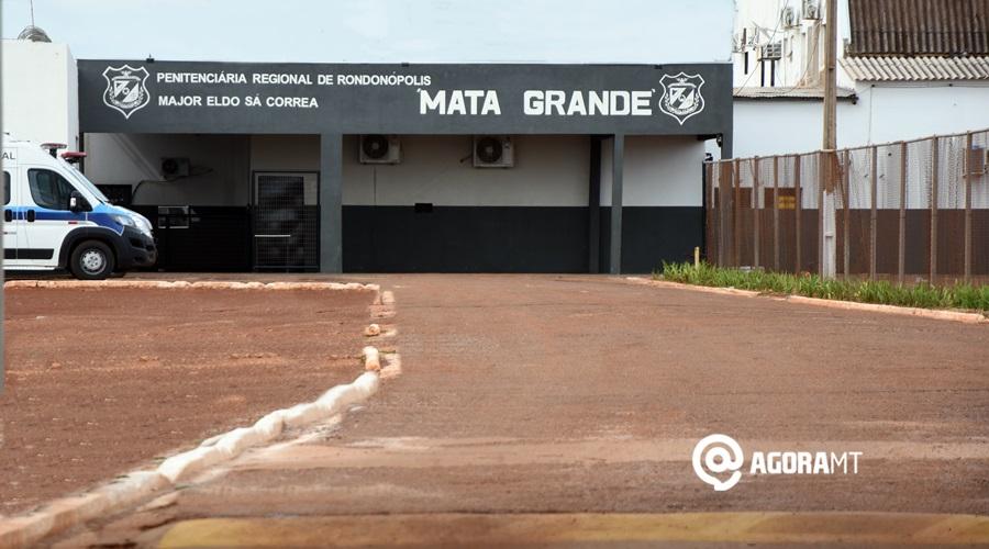 Imagem: Penitenciaria Mata Grande Secretaria confirma 50 casos positivos e um recuperando entubado
