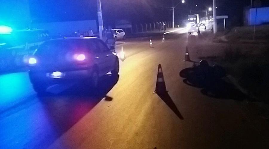 Imagem: Policia prende motorista que causou acidente Polícia prende motorista que causou acidente e tentou fugir com o corpo