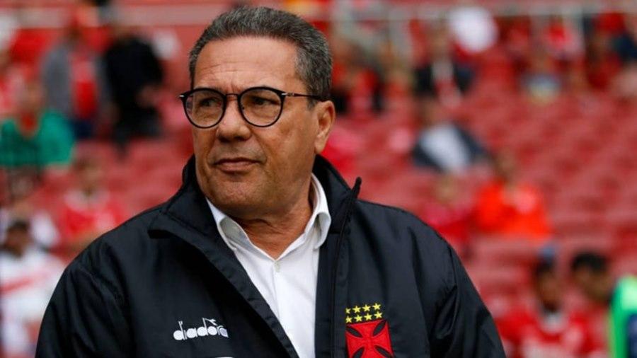 Imagem: Vanderlei Vanderlei Luxemburgo deve ser demitido se o Vasco não conseguir 12 gols de diferença
