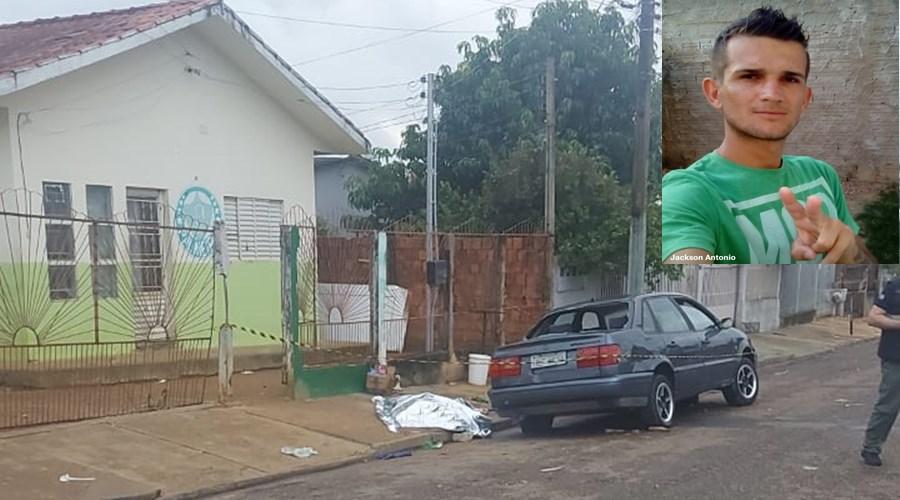 Imagem: Vitima de homicidio em Primavera do Leste Jovem é morto à tiros na madrugada desse sábado