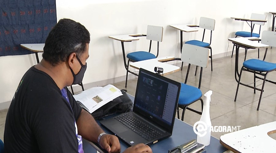 Imagem: Volta as aulas Retorno às aulas presenciais é urgente, diz ministro