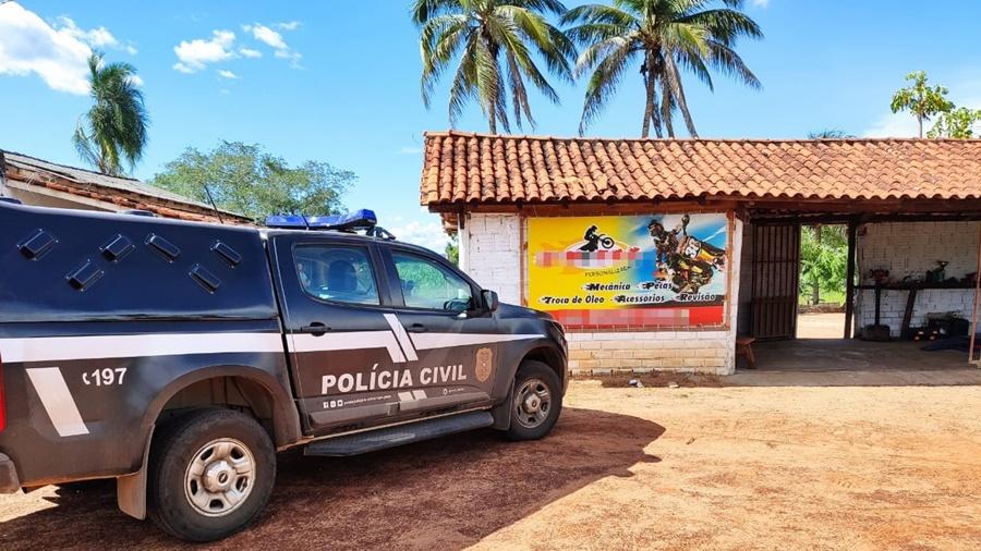 Imagem: compra segura Garagens e oficinas de veículos são alvos de operação da Polícia Civil