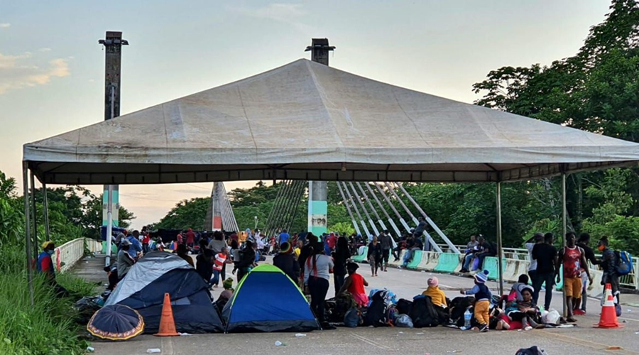 Imagem: essa 1 Assis Brasil, no Acre, decreta calamidade após conflito com imigrantes