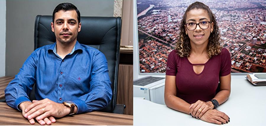 Imagem: nomes Prefeito confirma nomes para comandar duas Secretarias