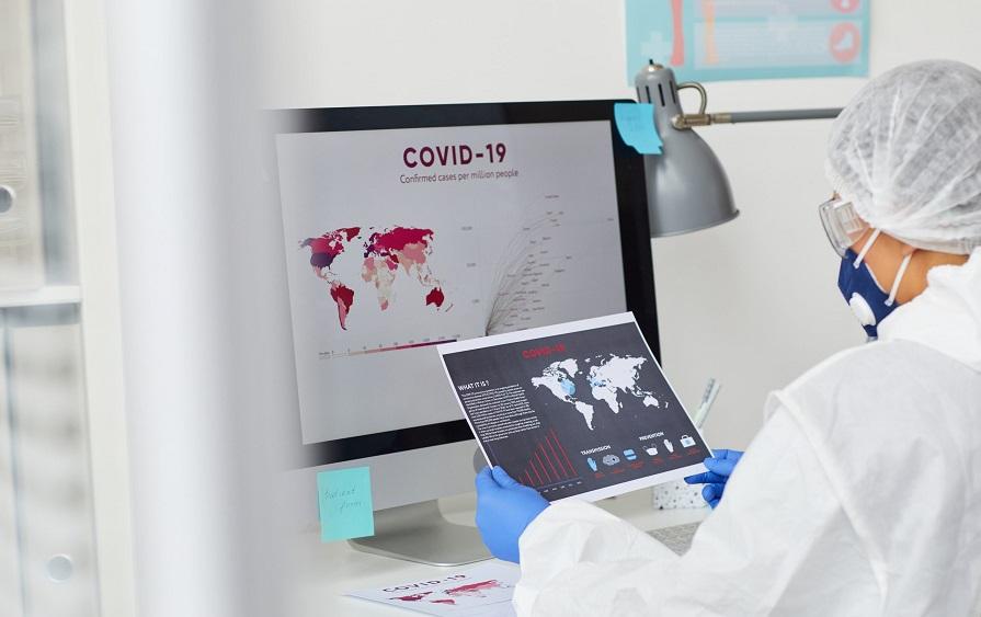 Imagem: pesquisa variantes coronavirus covid scaled 1 Confirmadas novas variantes do coronavírus no Rio Grande do Norte