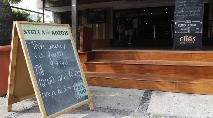 Imagem: rj20200606 0314 0 Setor de bares e restaurantes prevê retomada a partir de julho