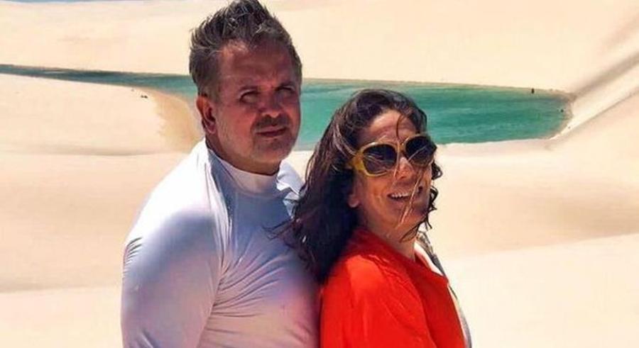 Imagem: 07 2 Gloria Pires se declara ao marido que está internado