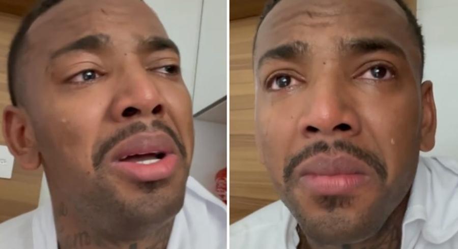 Imagem: 12 Investigado pela polícia, Nego do Borel chora: 'Não aguento mais'