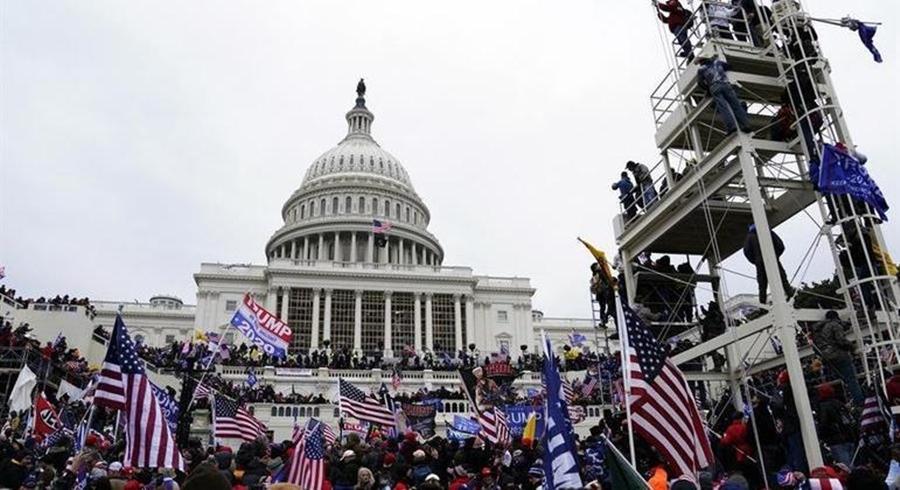 Imagem: 16 Polícia alerta sobre plano de nova invasão ao Capitólio dos EUA