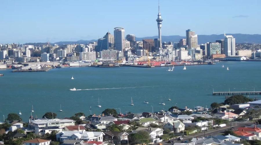 Imagem: 17 2 Tremor de magnitude 6,9 atinge costa da Nova Zelândia