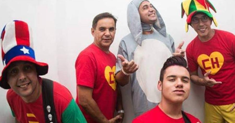 Imagem: 30 'Os Mamonas estão mais vivos do que nunca', diz líder de banda cover