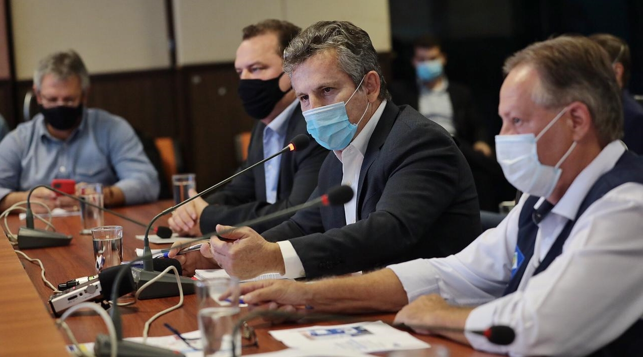 """Imagem: Mendes coletiva Além de leitos clínicos e UTIs, Mendes amplia """"home care"""""""