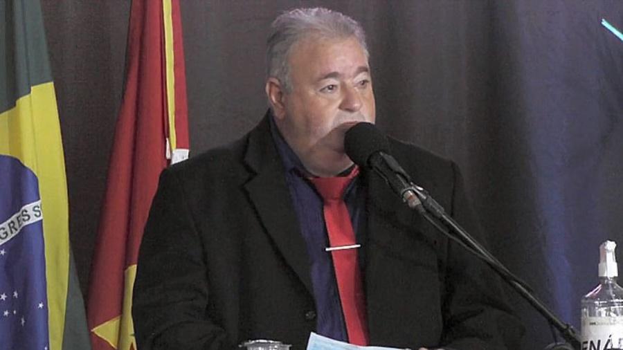 Imagem: Oslen Dias dos Santos TJ desbloqueia bens de presidente da Câmara de Vereadores
