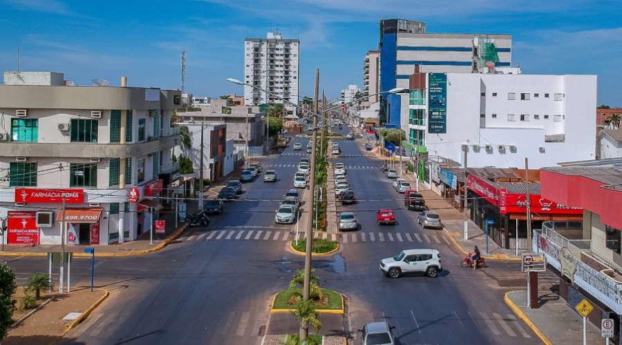 Imagem: Primavera cidade Prefeito de Primavera do Leste vai recorrer da decisão do TJMT