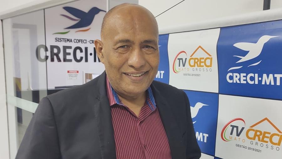 Imagem: Prof. Benedito Odario Foto Divulgacao BANPAC- mais oportunidade aos corretores de imóveis