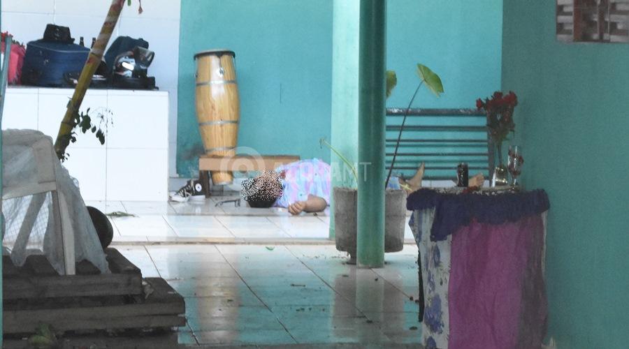 Imagem: WhatsApp Image 2021 03 14 at 18.51.22 1 Pai de Santo é assassinado e outra pessoa é atingida por três tiros em Rondonópolis