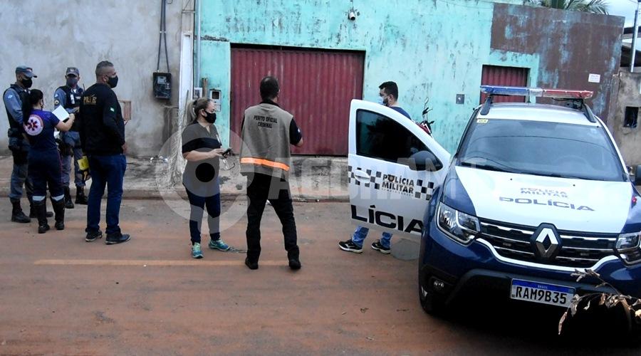 Imagem: WhatsApp Image 2021 03 14 at 18.51.23 Pai de Santo é assassinado e outra pessoa é atingida por três tiros em Rondonópolis