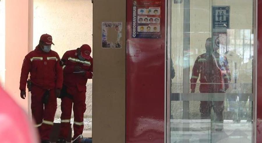 Imagem: cats Estudantes morrem após caírem do 4º andar em universidade da Bolívia