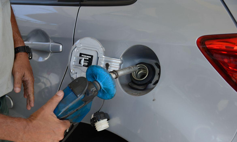 Imagem: combustivel gasolina posto Foto Tomaz Silva Agencia Brasil Audiência vai discutir impactos do aumento no preço dos combustíveis