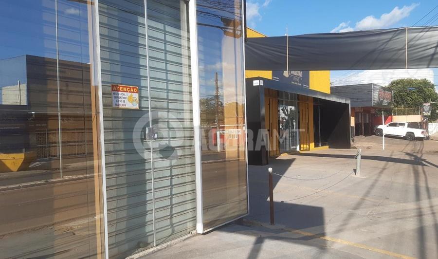 Imagem: comercio Varzea Grande Prefeitura notifica e comércio não essencial fecha as portas