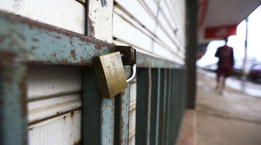 Imagem: comercio fechado lockdown mcamgo abr 010320211818 6 Comitê de Crise ainda não foi convocado e CDL emite nota contra lockdown