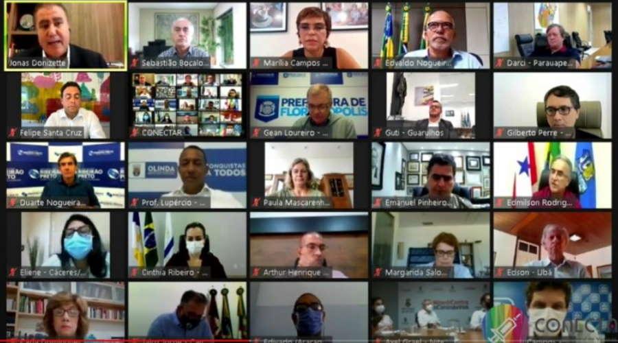 Imagem: cons prefeitos Prefeito de Primavera diz que consórcio pode antecipar vacinação