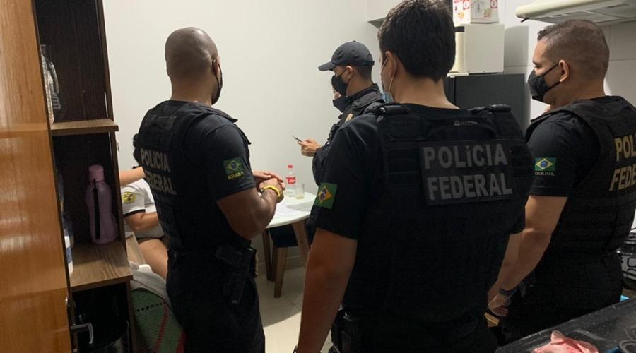 Imagem: d7c9d0ec ee93 412a 8607 64edded3f541 PF deflagra operação para combater fraudes no Auxílio Emergencial
