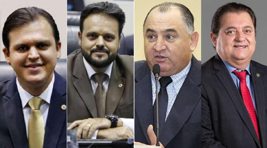 Imagem: deputados mt Deputados estaduais consideram abertura de novos leitos 'vitória coletiva'
