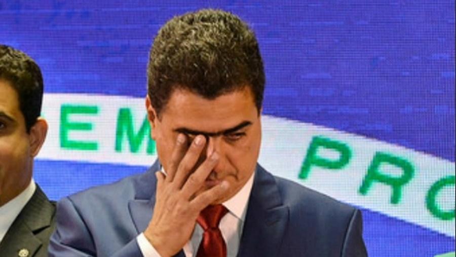 """Imagem: emanuel ok Encontro """"convocado"""" por Emanuel tem baixa adesão de prefeitos"""