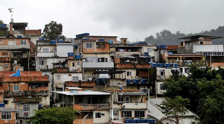 Imagem: mg 9115 0 Quase 70% dos moradores de favelas não têm dinheiro para comida