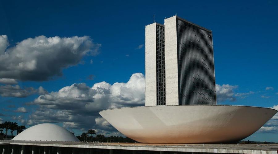 Imagem: monumentos brasilia cupula plenario da camara dos deputados3103201341 Congresso aprova Orçamento da União para 2021
