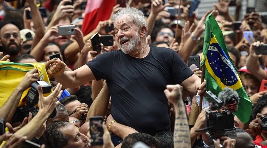 Imagem: naom 6047364cb1cb5 Ministros do STF apostam em Lula liberado para eleição em 2022
