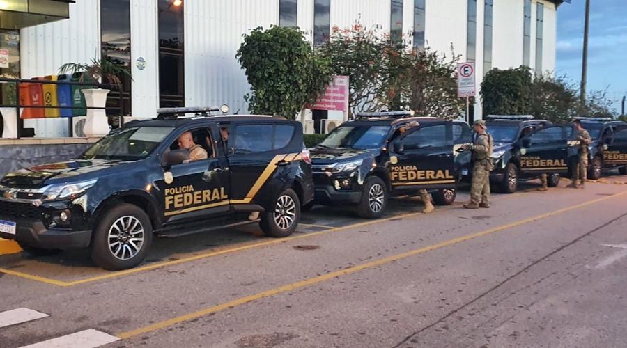 Imagem: pf PF deflagra operação para combater fraudes no Auxílio Emergencial