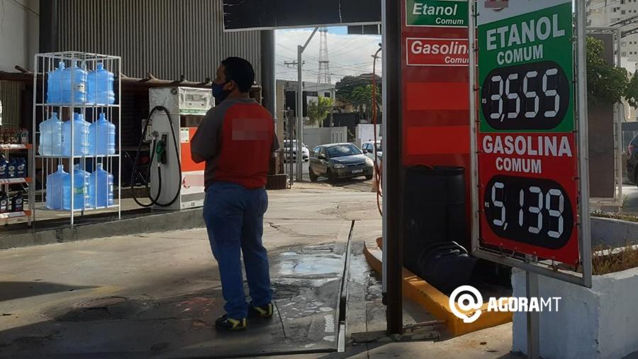 Imagem: preco etanol combustivel Preço do litro do etanol dispara e chega a R$ 3,55