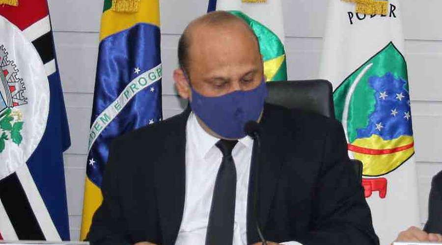 Imagem: roni magnani Magnani e Mendonça criticam Mandado de Segurança contra emenda