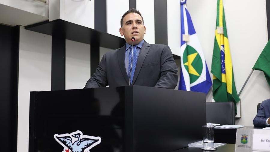 """Imagem: vereador Tenente Coronel Paccola foto Arquivo Pessoal Paccola diz que má condução de CPI pode """"afundar vereadores"""""""