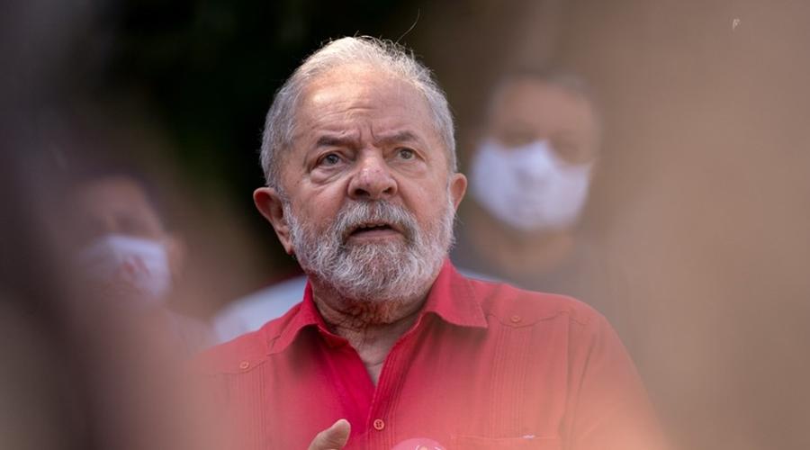 Imagem: votacao lula dsc1172 marcelo brandt g1 PT faz campanha para arrecadar alimentos em Rondonópolis