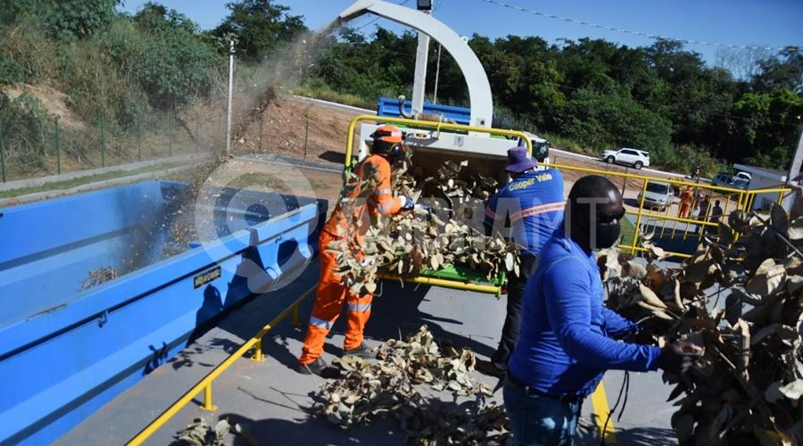 Imagem: 00cef567 34af 46f4 aac6 2ae573f16692 1 Ecopontos são oficialmente inaugurados em Rondonópolis