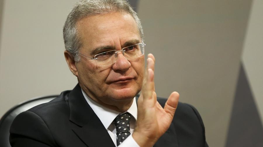 Imagem: 1029535 df img 0393 Aziz foi eleito presidente e Calheiros será o relator da 'CPI da Covid-19'