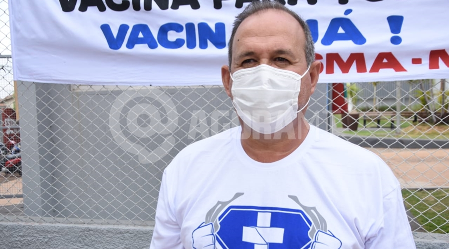 Imagem: 264f9d46 5fdd 4b01 9c54 60c4de43077b Servidores do Hospital Regional manifestam por recebimento de atrasados