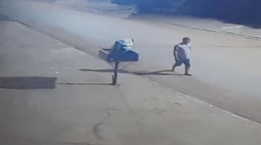 Imagem: 3 Entregador atira em motorista de aplicativo, tenta matar a ex-namorada e acaba morto em fuga