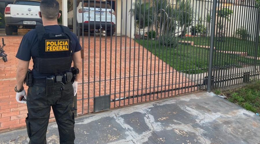 Imagem: 39648083 3a95 432d b389 11027337b7b6 PF cumpre mandados em Rondonópolis contra tráfico sexual