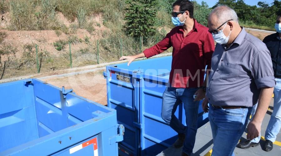 Imagem: 50198c34 f7c9 4233 9143 c315bfc7cdb2 1 Ecopontos são oficialmente inaugurados em Rondonópolis