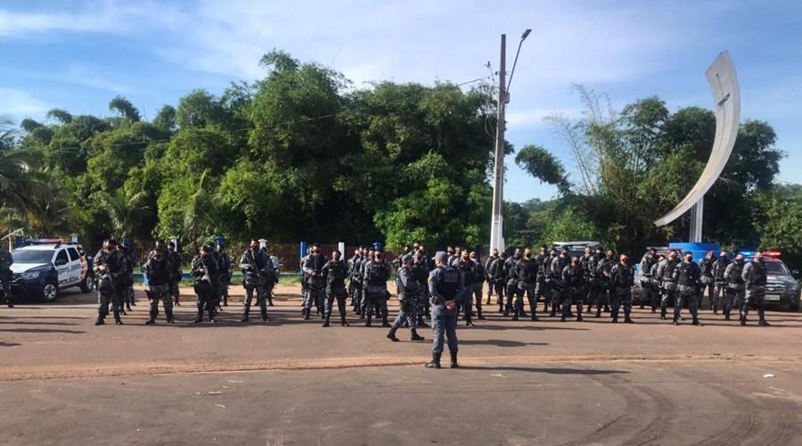Imagem: 7bbd1a27 4541 470a 885d 9a486fbdf23a Polícia lança 'Operação Semana Santa 2021' em Rondonópolis