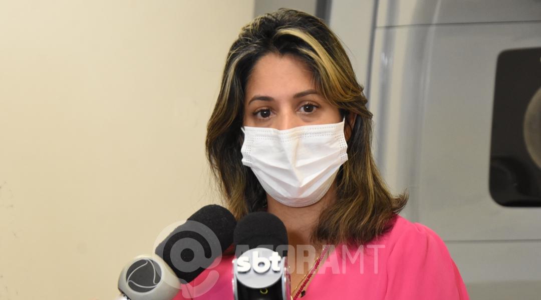 Imagem: Bianca Talita Franco Superintendente da Santa Casa Centro de Radiologia em Rondonópolis deve entrar em funcionamento na próxima semana