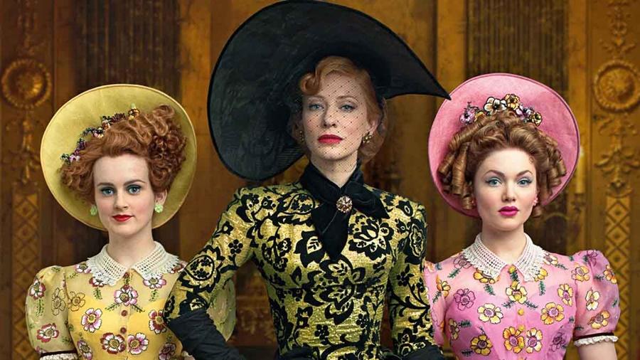 Imagem: Cinderela Disney está desenvolvendo um live-action sobre as irmãs da Cinderela