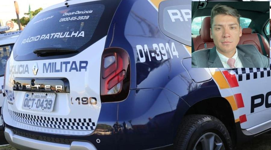 Imagem: Defensor festa Associação aponta invasão a casa de defensor e vê ação truculenta da PM