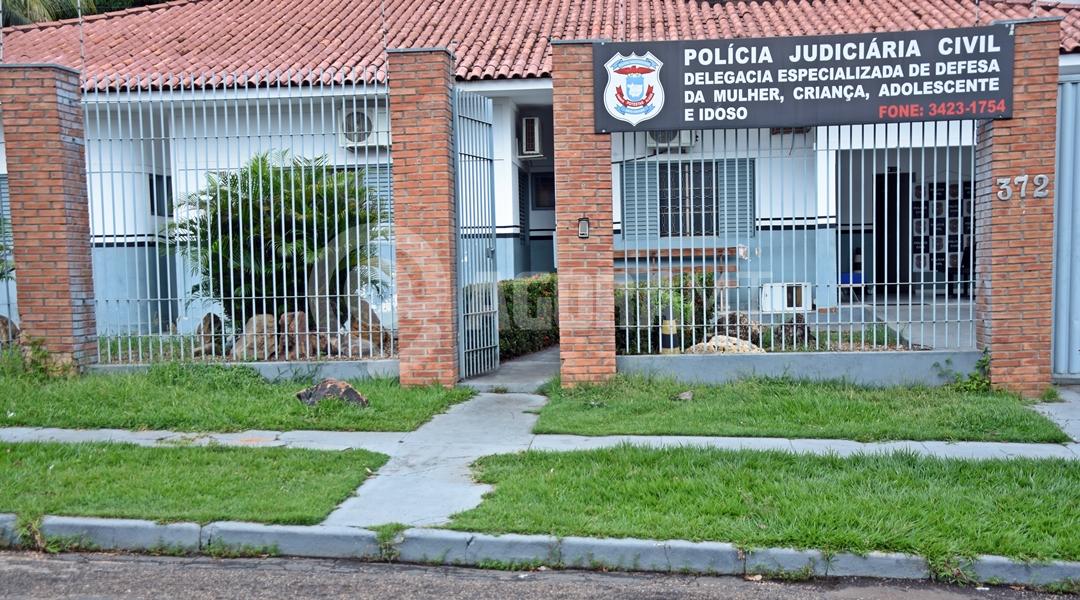 Imagem: Delegacia Especializada da defesa da Mulher Homem é preso por violência doméstica em Rondonópolis
