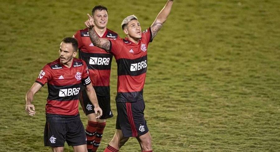 Imagem: Flamengo Flamengo empata contra Portuguesa e volta à liderança
